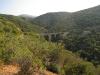 Most (železnički) u brdima