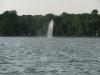 fontana u jezeru